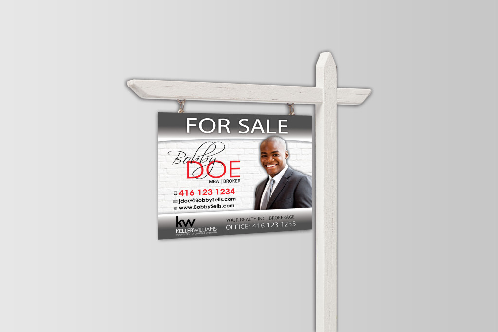 For sale signs media arts mississauga gta business real for sale real estate reheart Images