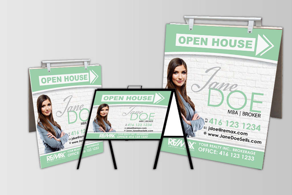 Open House Signs - Media Arts | Mississauga-GTA | Business & Real ...