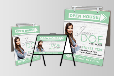 Real-Estate-Open-House