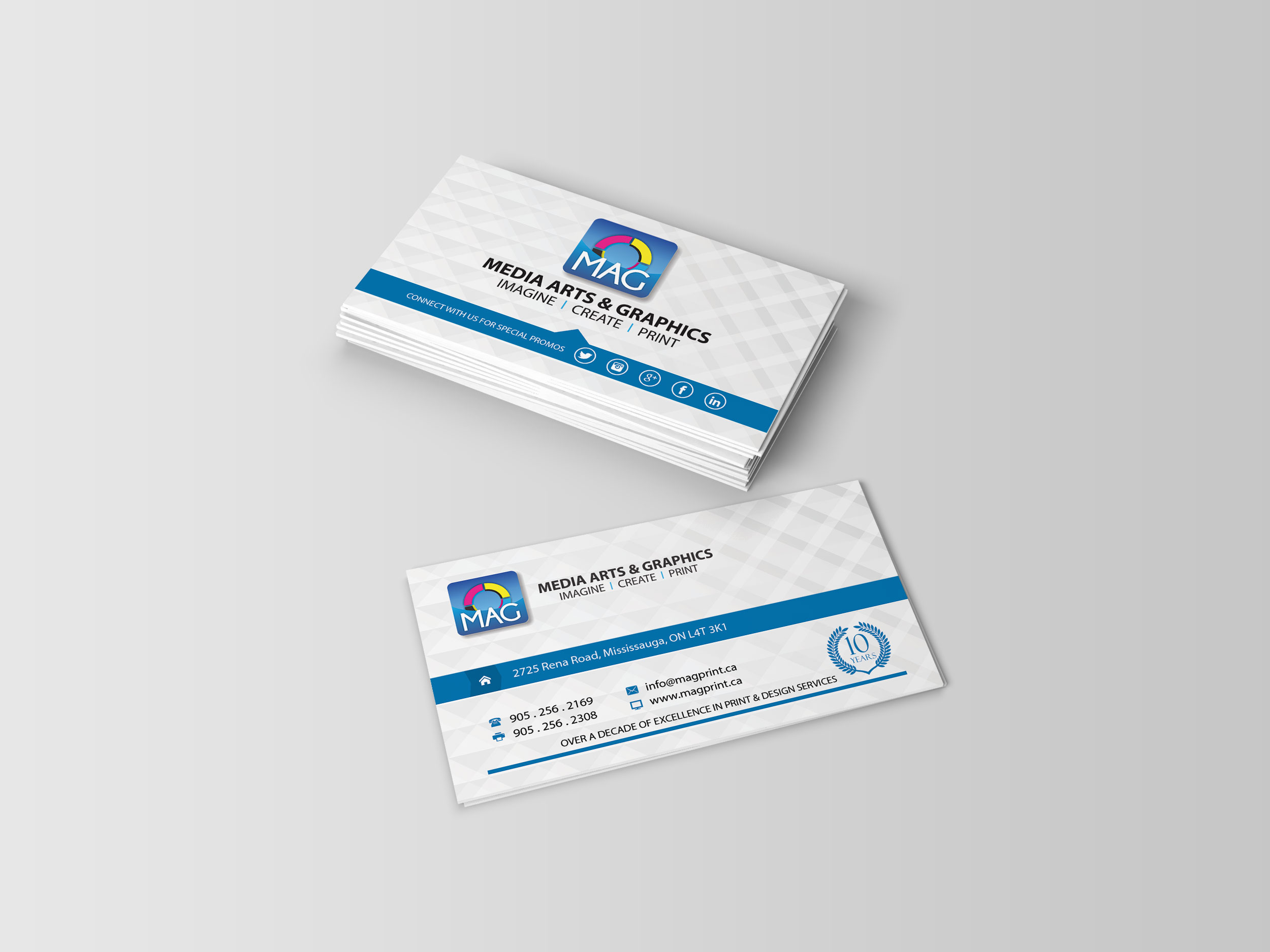 Portfolio media arts mississauga gta business real estate business card 4 reheart Gallery